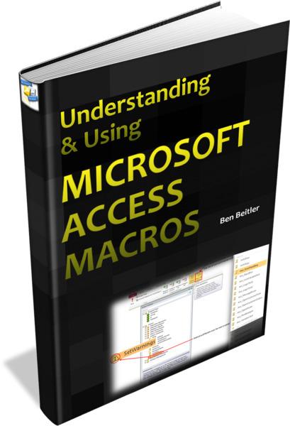 access macros ebook cover